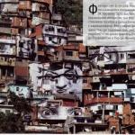 Фото мертвых на фасадах жилых домов